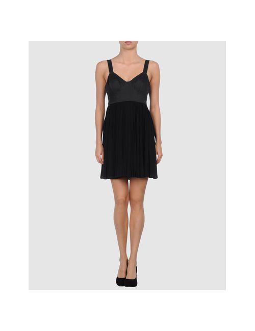 Betsey Johnson | Женское Черный Короткое Платье