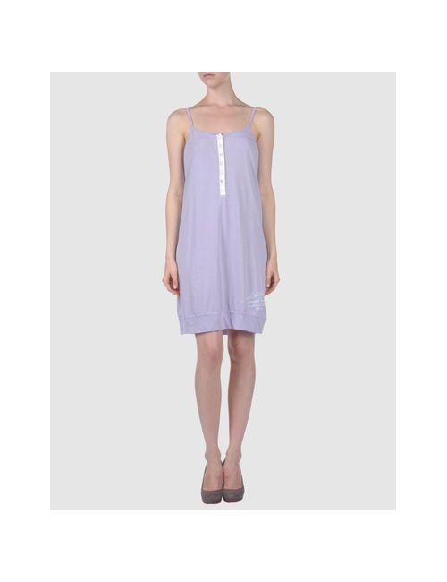 North Sails | Женское Фиолетовое Короткое Платье