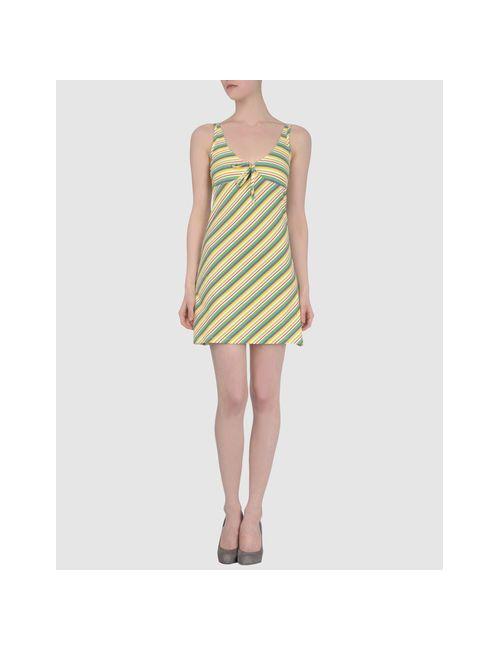 Mauá | Женское Зелёное Короткое Платье