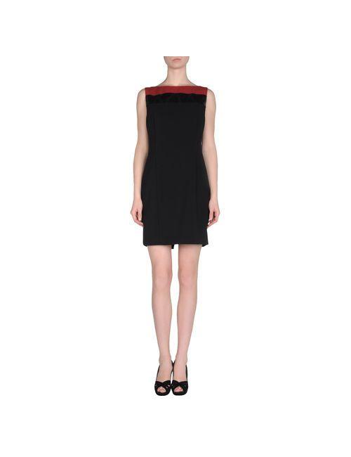 Hanita | Женское Чёрное Короткое Платье