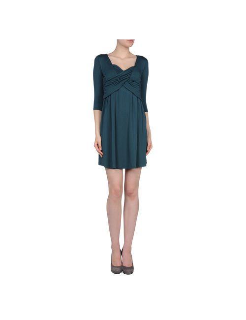 Hope Collection | Женское Зелёное Короткое Платье