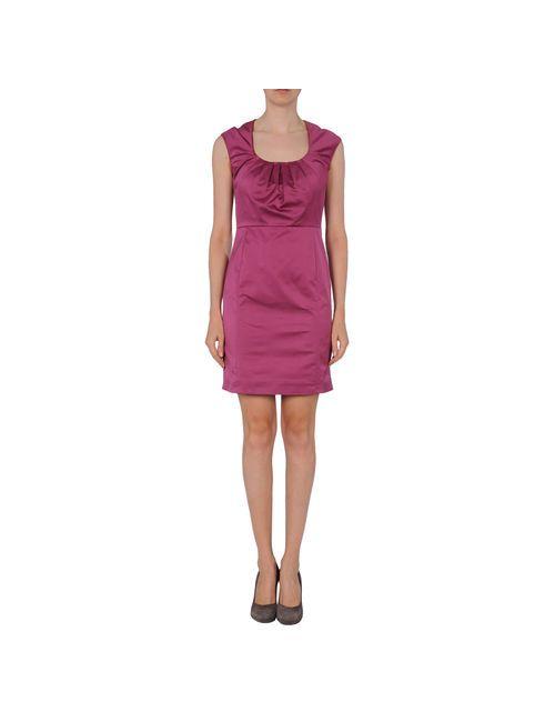Ana Pires | Женское Фиолетовое Короткое Платье