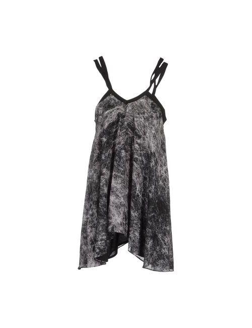 Heimstone | Женское Чёрное Короткое Платье
