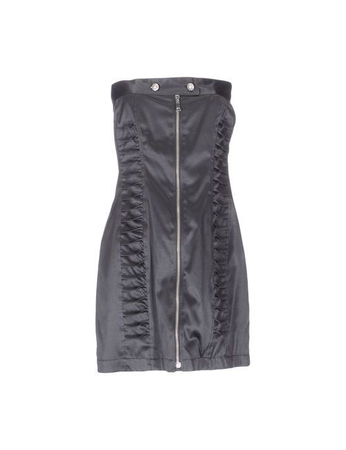 Richmond Denim | Женское Чёрное Короткое Платье