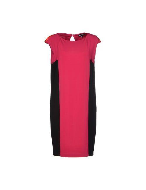 Who*S Who | Женское Фиолетовое Короткое Платье