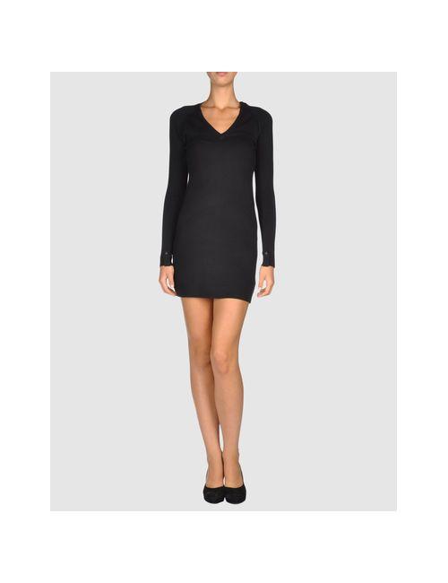 L' Altra | Женское Чёрное Короткое Платье