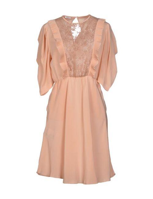 Miu Miu   Женское Короткое Платье