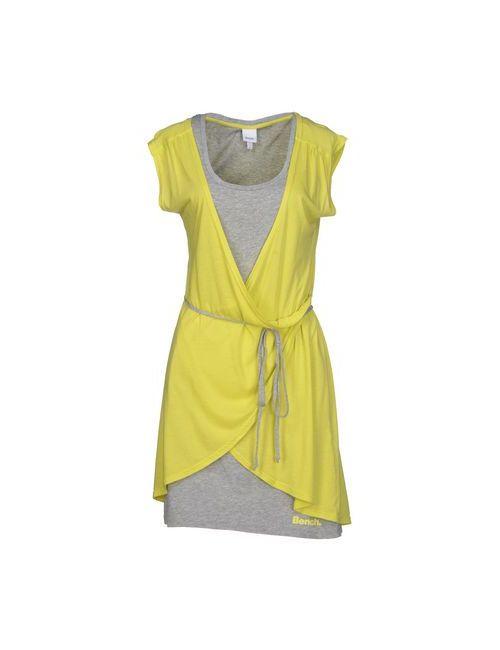 Bench | Женское Серое Короткое Платье