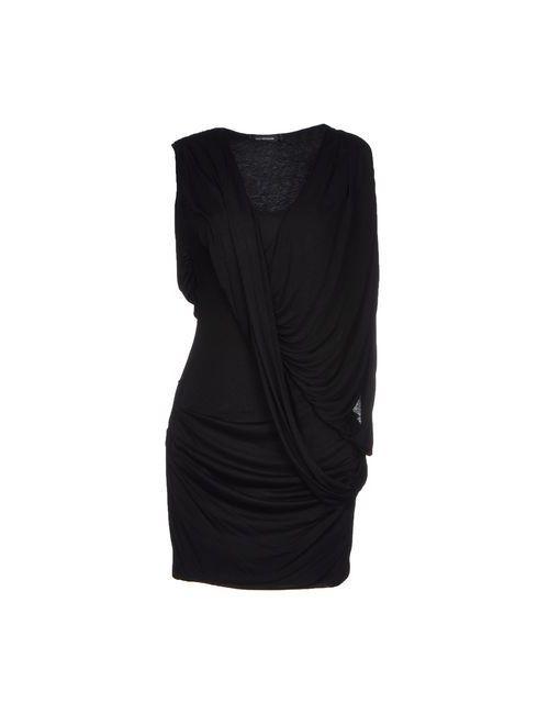 Plein Sud Jeanius | Женское Чёрное Короткое Платье