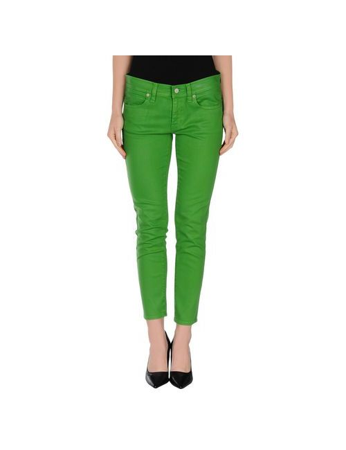 Ralph Lauren | Женские Зелёные Джинсовые Брюки