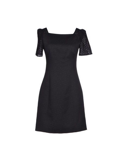Axara Paris | Женское Черный Короткое Платье
