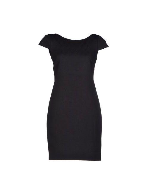 Axara Paris | Женское Чёрный Короткое Платье