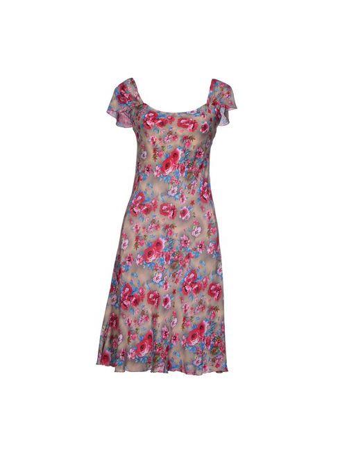 MAIOCCI | Женское Платье До Колена