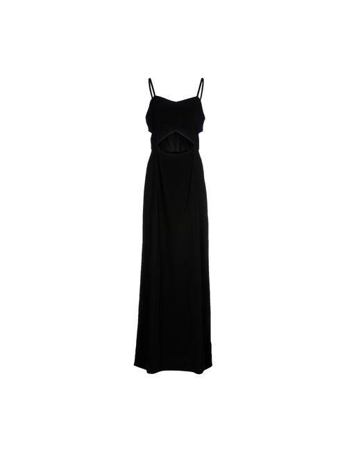 American Retro | Женское Чёрное Длинное Платье