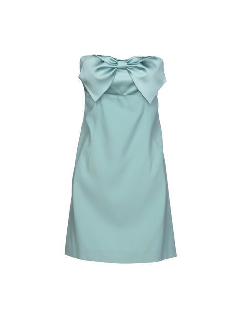 Scervino Street | Женское Зелёное Короткое Платье