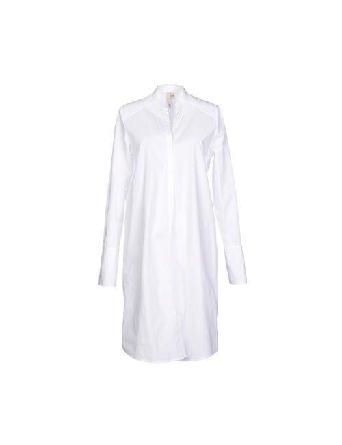 Edun | Женское Белое Короткое Платье