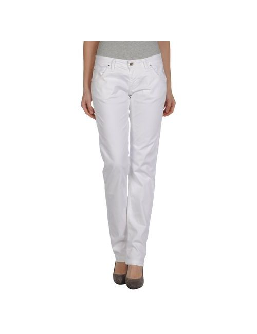 Up ★ Jeans | Женские Белые Повседневные Брюки