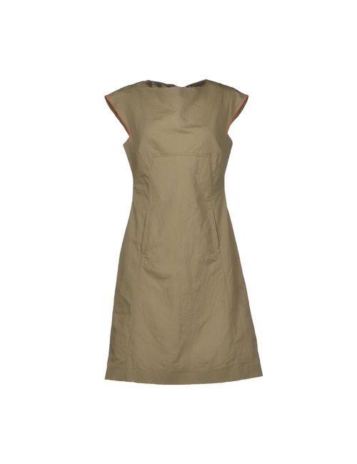 Siviglia | Женское Серое Платье До Колена