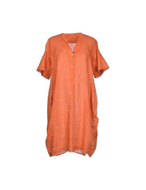 Caliban Rue De Mathieu Edition | Женское Оранжевое Короткое Платье