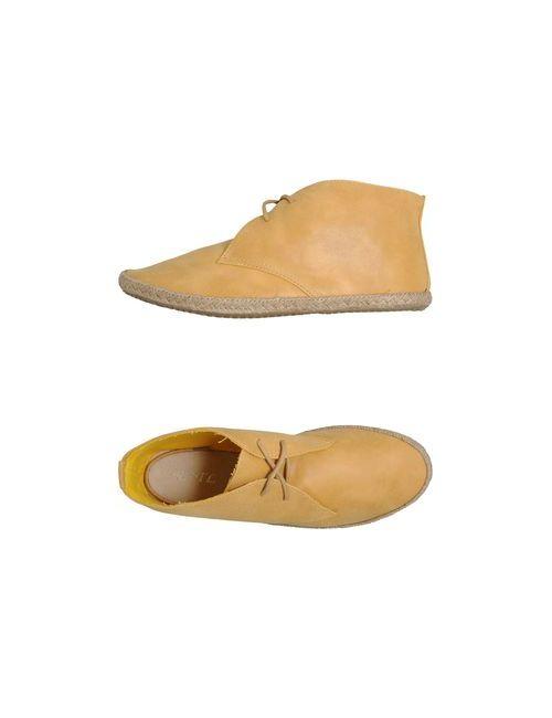 Bestelle | Мужские Жёлтые Эспадрильи