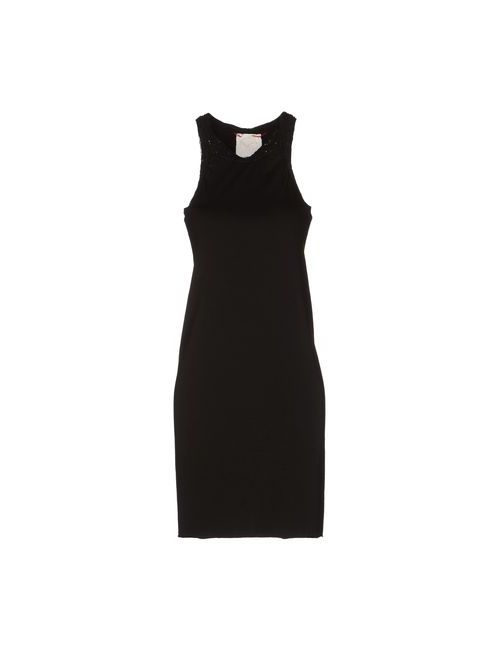 Km/A By Katha Harrer | Женское Чёрное Платье До Колена