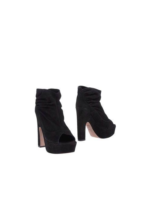 Castañer | Мужские Чёрные Полусапоги И Высокие Ботинки