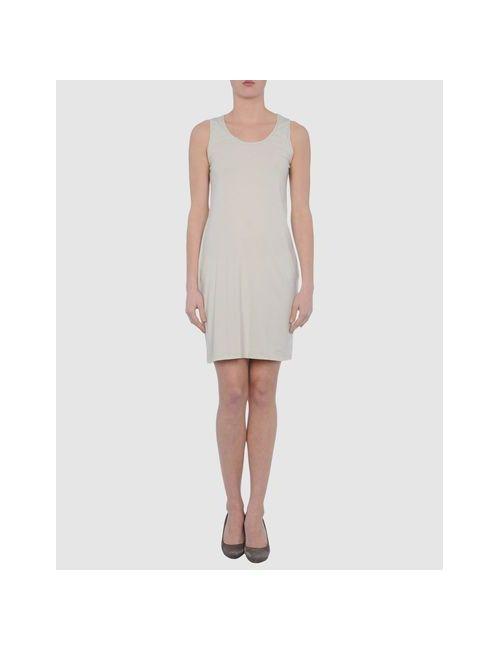 Guendalina | Женское Серое Короткое Платье