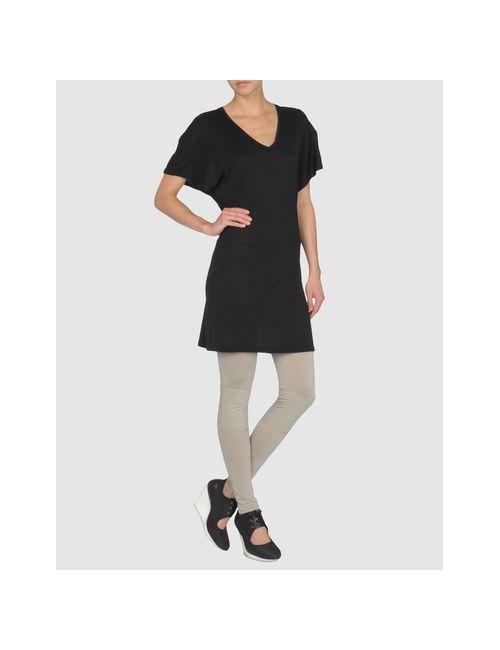 adidas SLVR   Женское Чёрное Короткое Платье