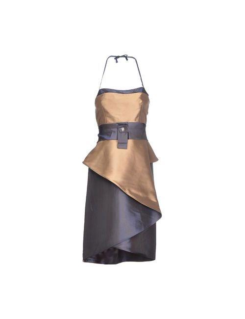 Cailan'D | Женское Хаки Платье До Колена
