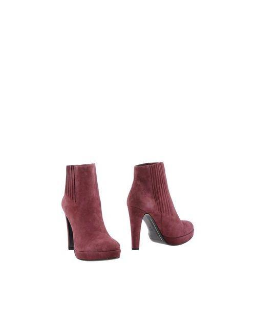 Rodo | Женские Розовато-Лиловые Полусапоги И Высокие Ботинки