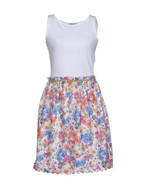 LOULU - FLORENCE -   Женское Короткое Платье