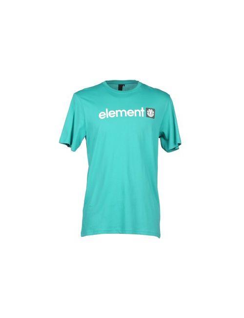 Element   Мужская Футболка С Короткими Рукавами