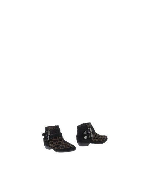 SCHUTZ | Женские Чёрные Полусапоги И Высокие Ботинки