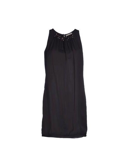 Ambre Babzoe | Женское Чёрное Короткое Платье
