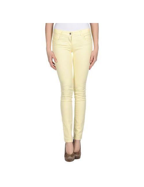Pepe Jeans | Женские Жёлтые Джинсовые Брюки
