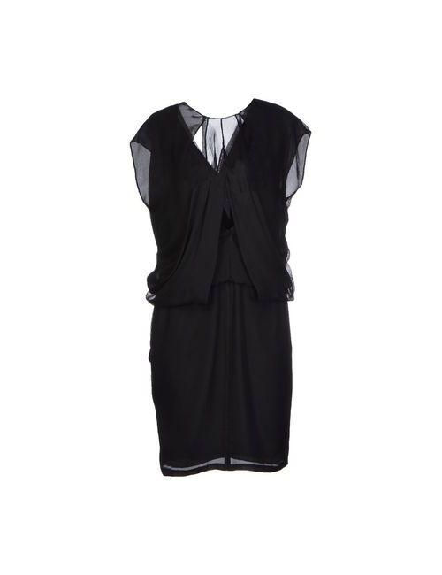 Alexander Wang | Женское Черный Короткое Платье