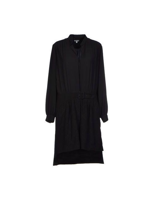 Kenzo | Женское Черный Короткое Платье