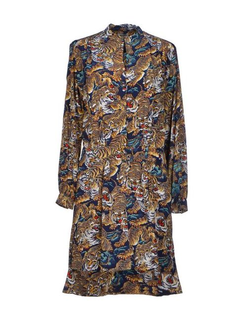Kenzo   Женское Короткое Платье