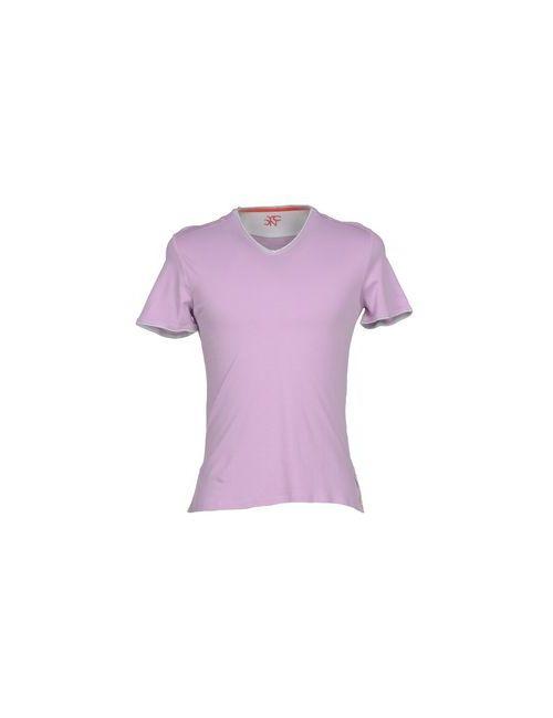 Yoon | Мужская Фиолетовая Футболка