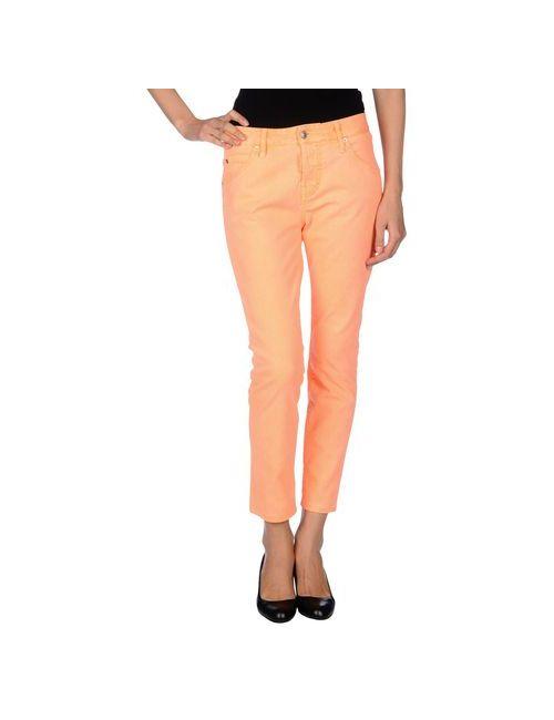 Dsquared2 | Женские Оранжевые Джинсовые Брюки