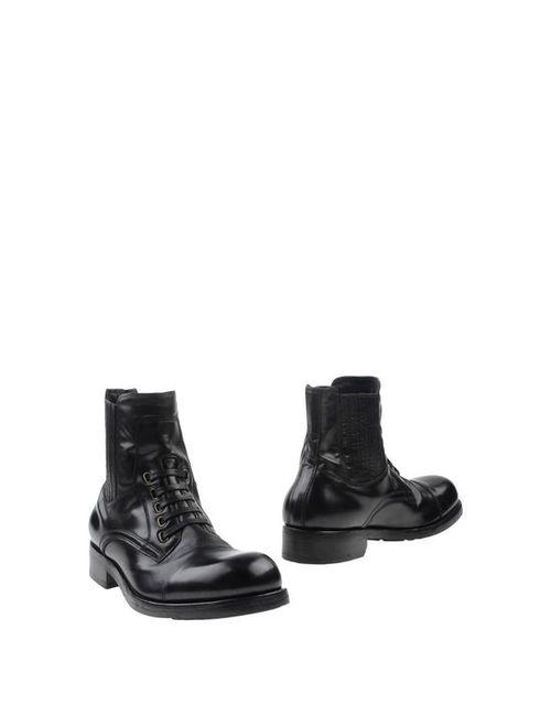 Dolce & Gabbana   Мужские Полусапоги И Высокие Ботинки
