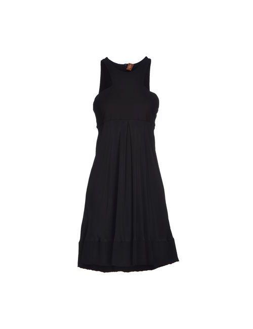 Dondup | Женское Чёрное Короткое Платье