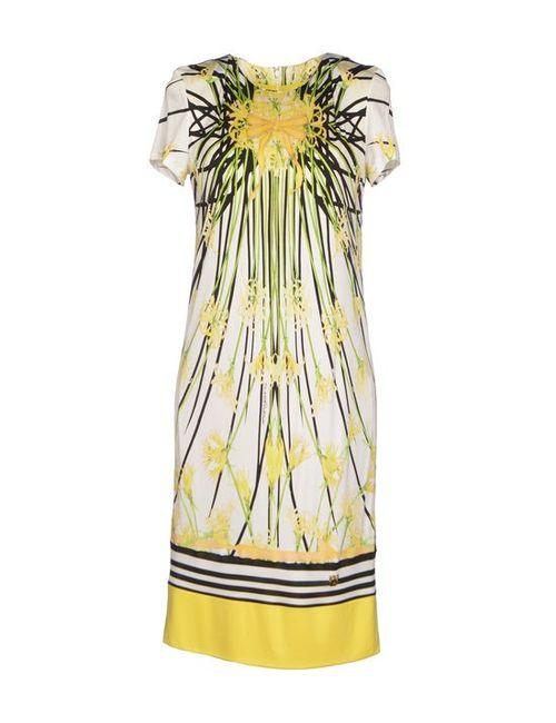 Class Roberto Cavalli | Женское Платье До Колена
