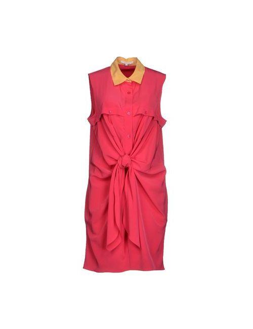 Carven   Женское Платье До Колена