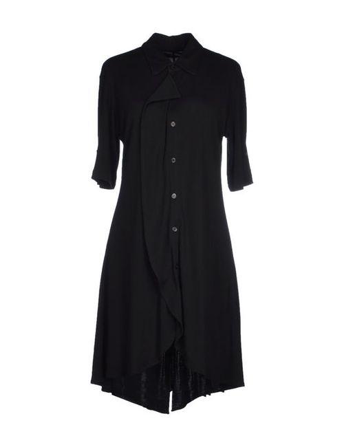 Yohji Yamamoto | Женское Платье До Колена