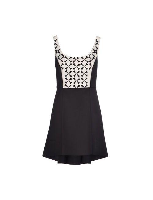Sachin + Babi | Женское Черный Короткое Платье