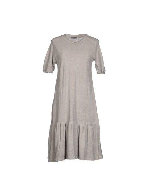 Hope Collection | Женское Серое Короткое Платье