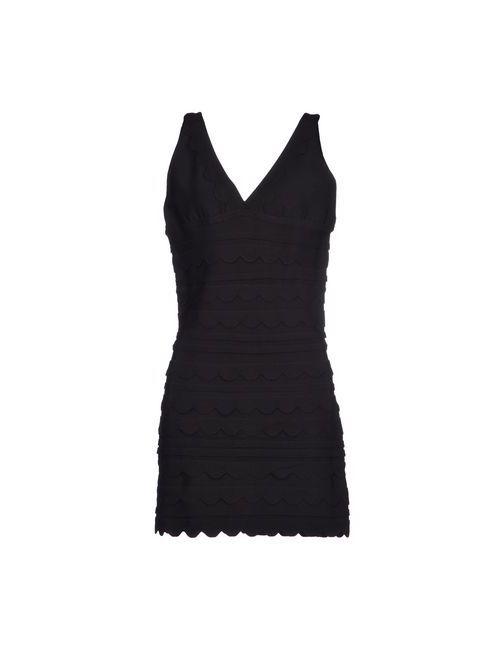 Eyedoll   Женское Чёрное Короткое Платье