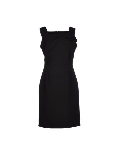 Hope Collection | Женское Чёрное Короткое Платье