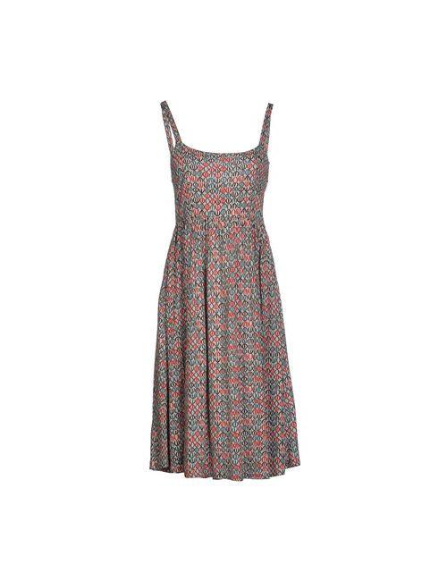 Siyu | Женское Платье До Колена